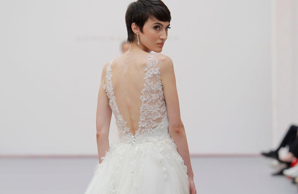 Madrid Bridal Week: tendencias en vestidos de novia primavera-verano 2019