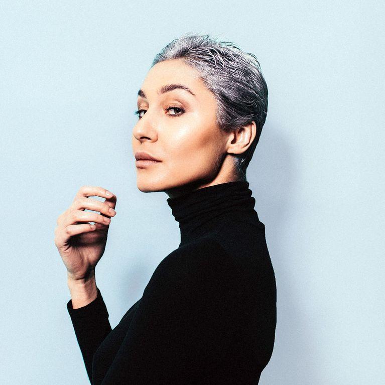 Frisuren für graue Haare: 22 tolle Ideen! : Fotoalbum ...