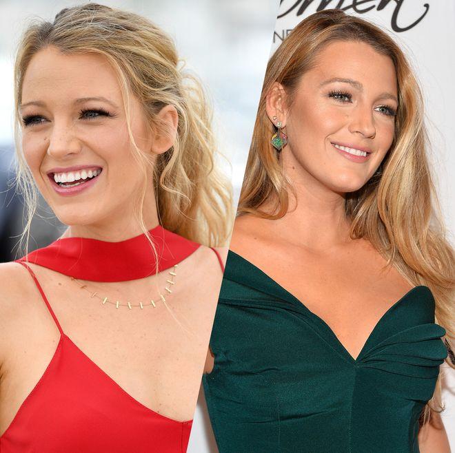 Les plus jolies coiffures de Blake Lively