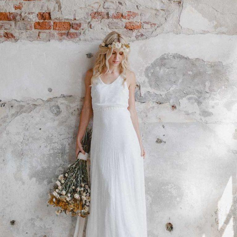 am besten wählen online zum Verkauf große Auswahl von 2019 Boho-Brautkleider: DAS sind die schönsten Kleider im Boho ...