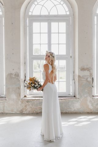 Boho Brautkleider 2018 2019 Das Sind Die Schonsten Kleider Im