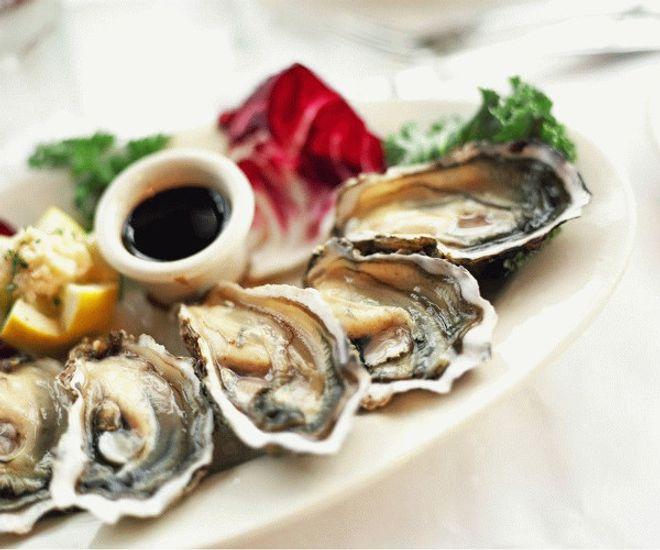 Zoom sur les huîtres !