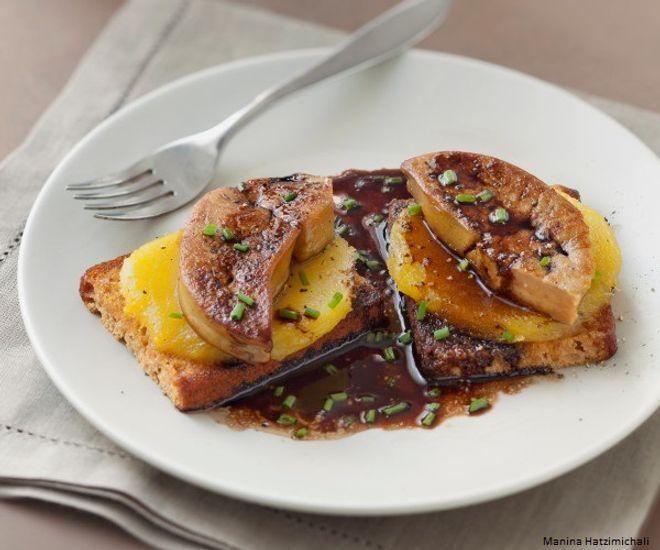 Du foie gras pour la Saint Martin !