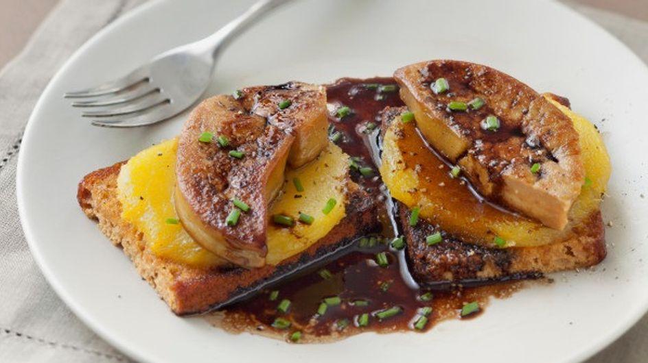 25 recettes pour sublimer le foie gras