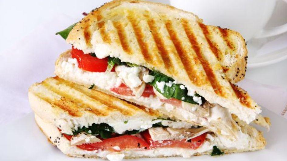 10 recettes irrésistibles de club sandwichs