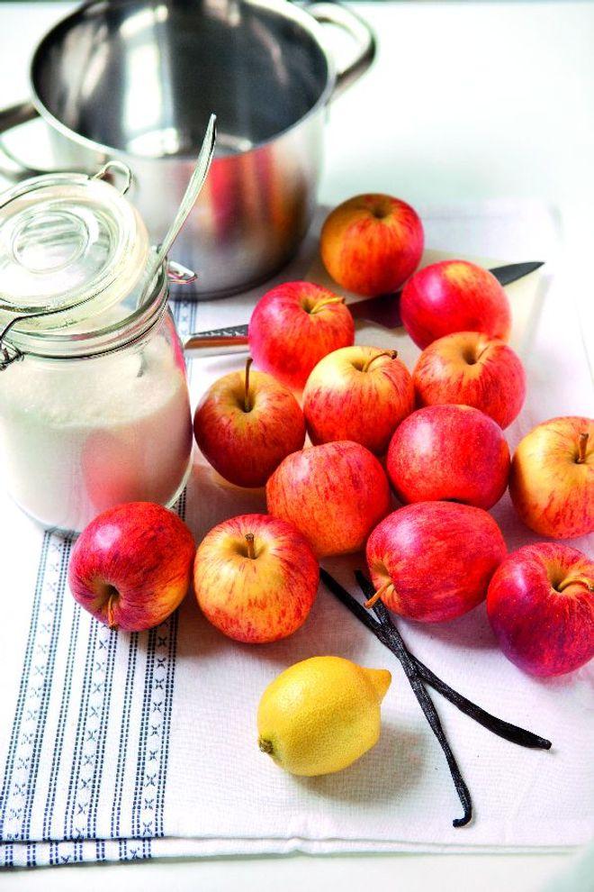 Facile la pâte de pomme maison !