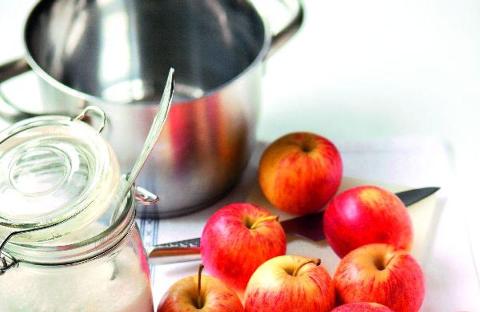 Pâte de pommes maison facile, le pas-à-pas