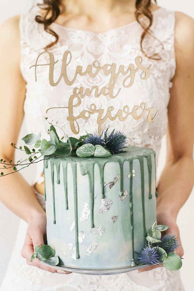 Le torte di matrimonio per le nozze