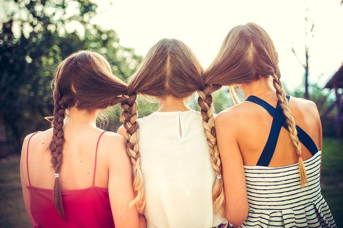 Peinados fáciles para el pelo largo