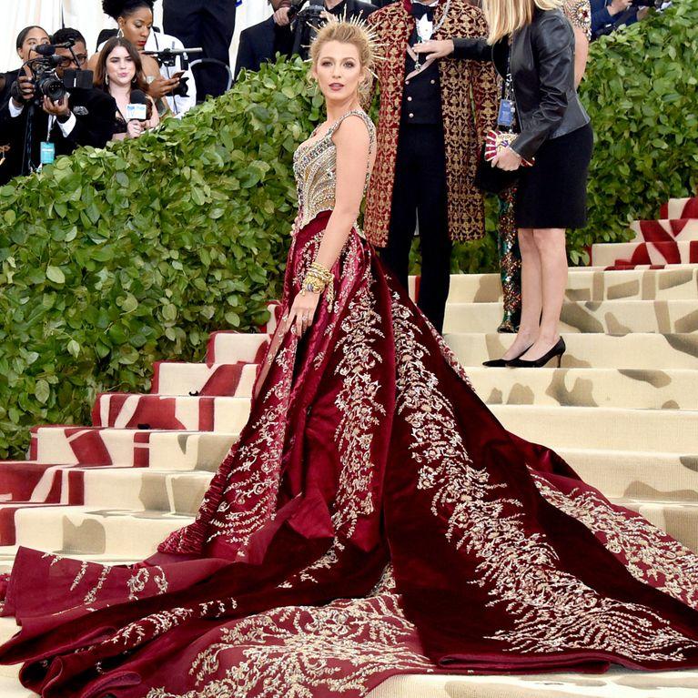2a738ee31 Gala Met 2018  los looks de la alfombra roja más extravagante
