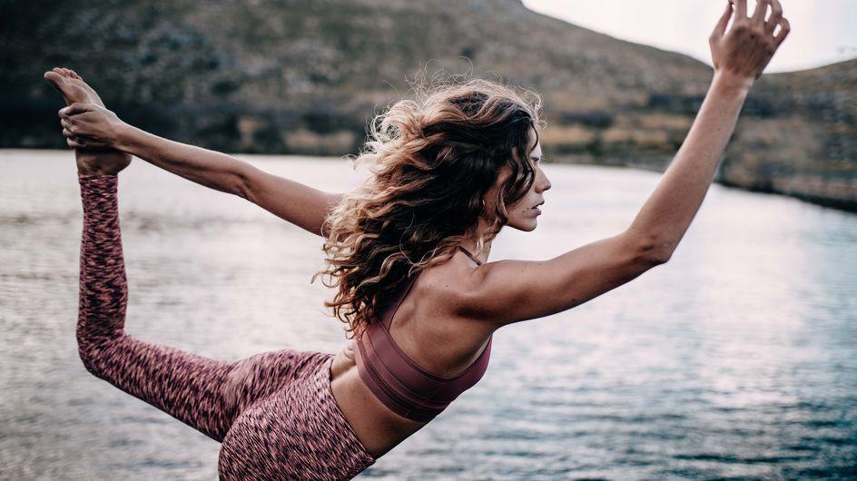 20 posturas de yoga para todos los niveles