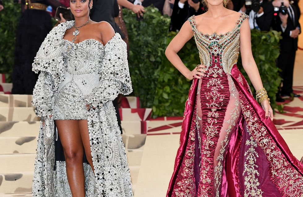 Met Gala 2018: retour sur les looks les plus extravagants