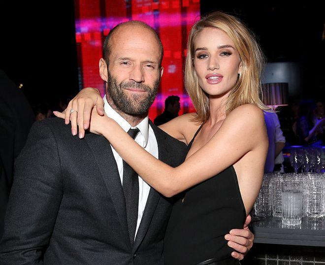 La diferencia de edad entre las parejas de famosos