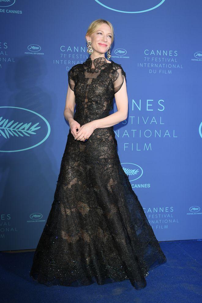Gli abiti più eleganti del Festival di Cannes 2018 - Cate Blanchett