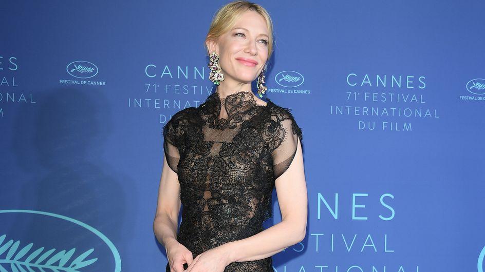 Gli abiti più eleganti del Festival di Cannes 2018