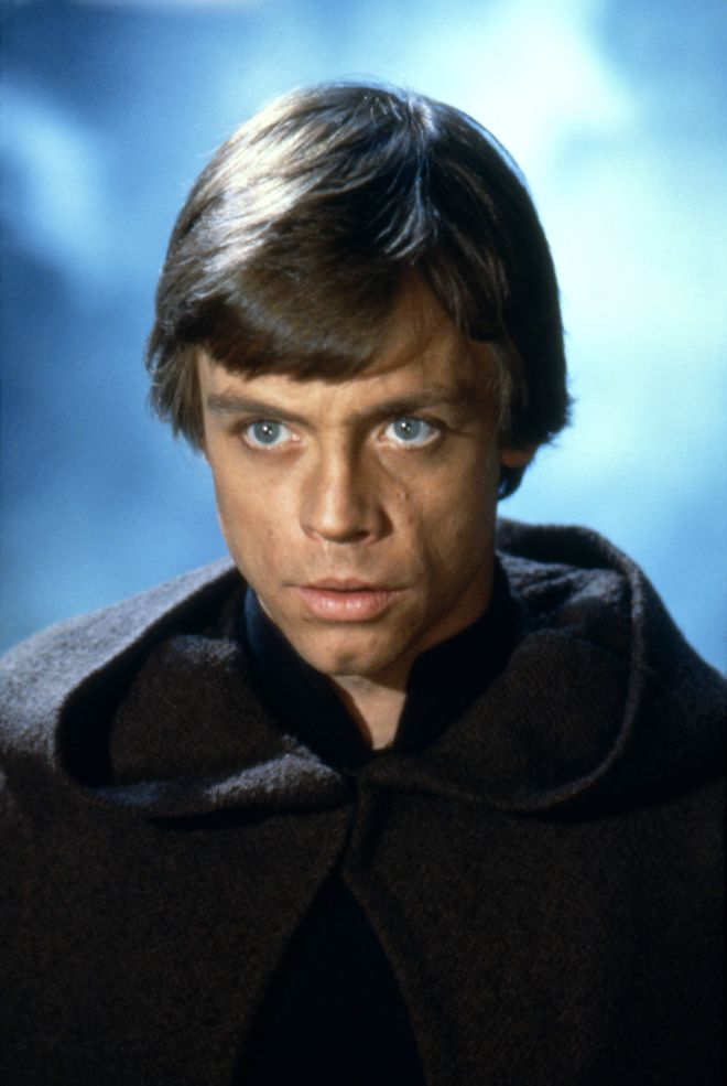 Mark Hamill ieri
