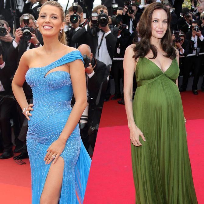 Retour sur les plus beaux baby-bump de Cannes