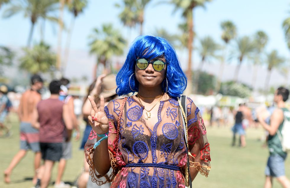 Worst Dressed: Die seltsamsten Festival-Looks aller Zeiten