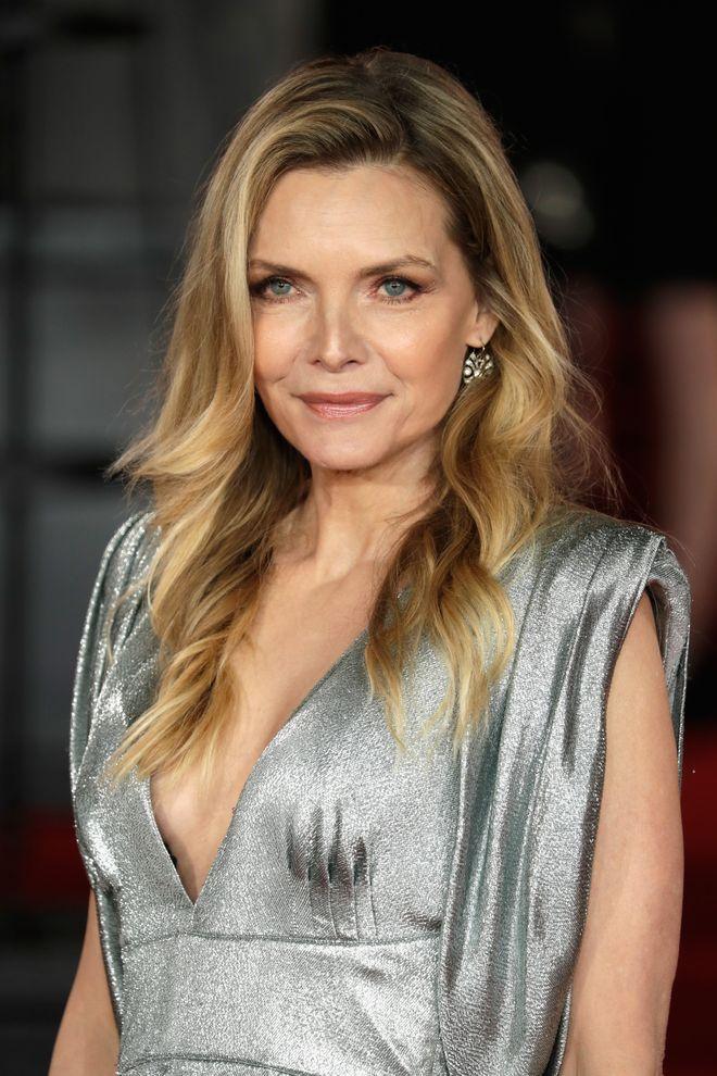 Los 60 son los nuevos 50: estas famosas lo demuestran - Michelle Pfeiffer
