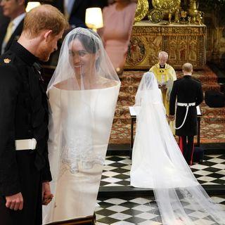 Les images du mariage princier de Meghan Markle et du prince Harry