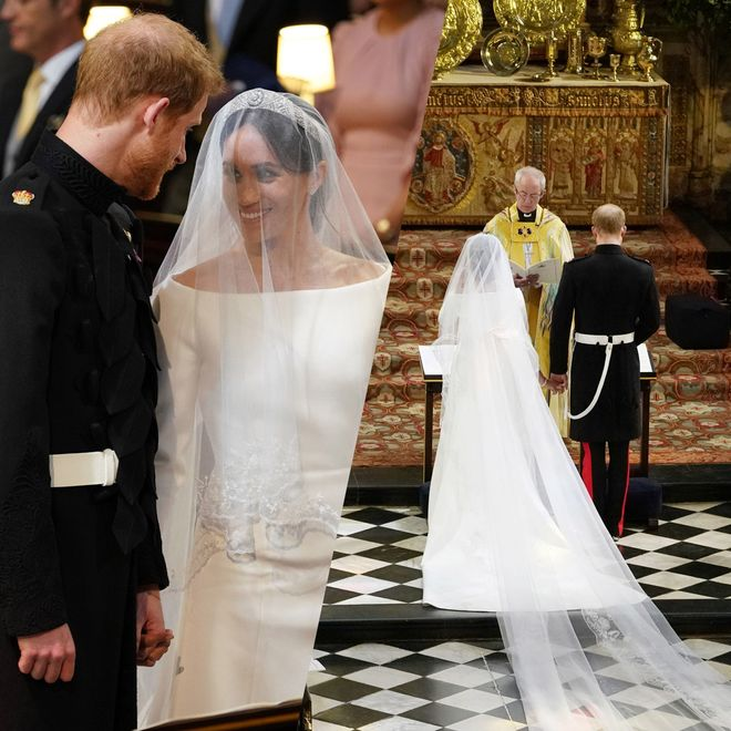 PHOTOS Mariage du prince Harry et Meghan Markle : les