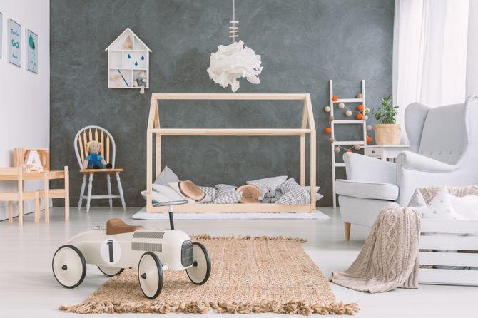 Idées de décoration pour chambre d'enfant