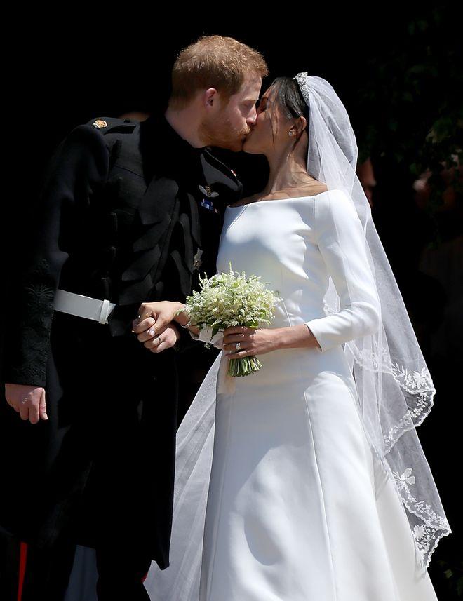 Todas las fotos de la boda del príncipe Harry y Meghan Markle