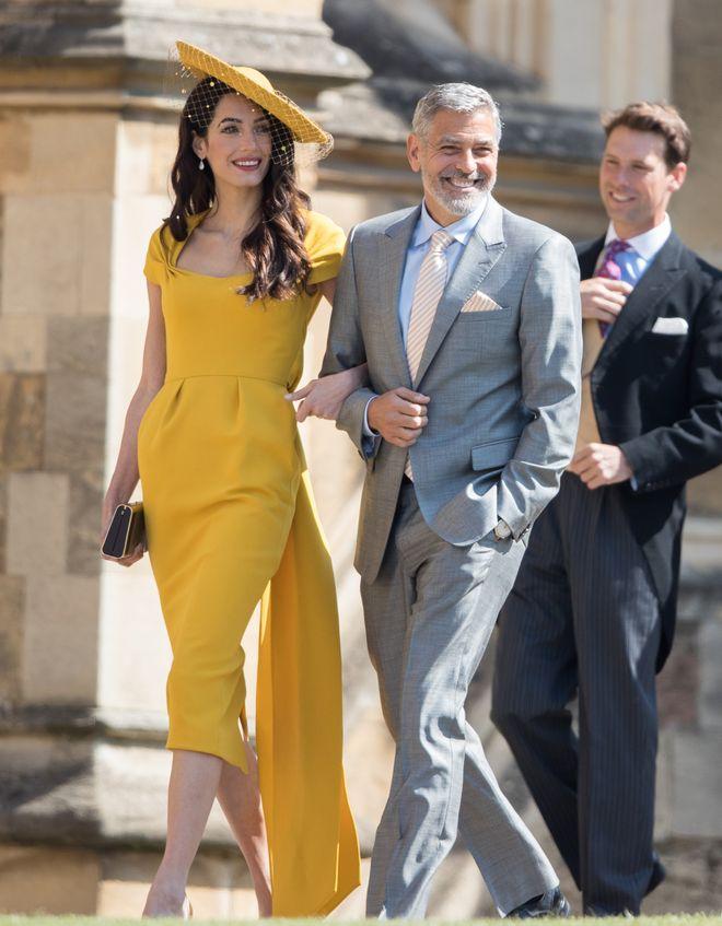 Parejas famosas que asistieron a la boda de Harry y Meghan