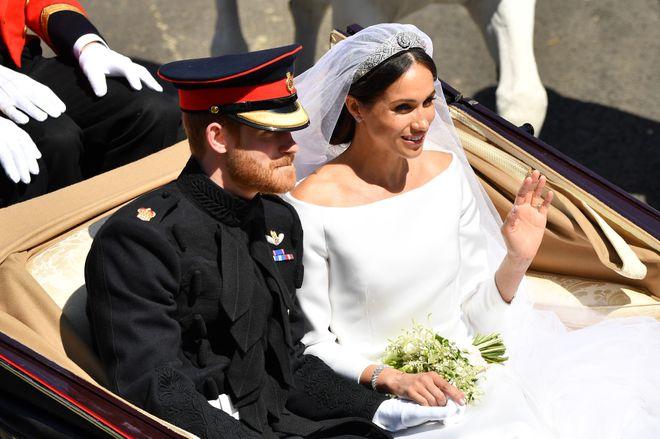 Harry & Meghans Hochzeit: Was im TV NICHT zu sehen war