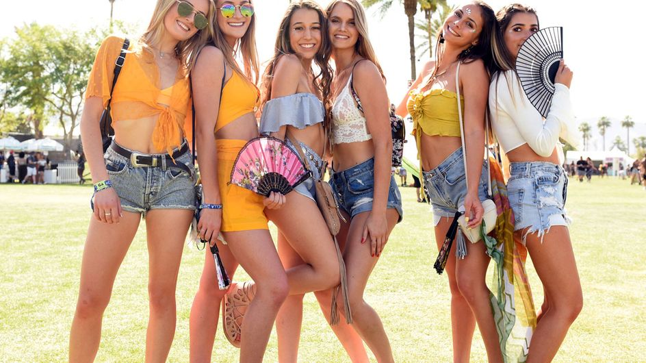 Festival-Outfits 2019: DIESE Looks sind perfekt für Coachella, Hurricane & Co.