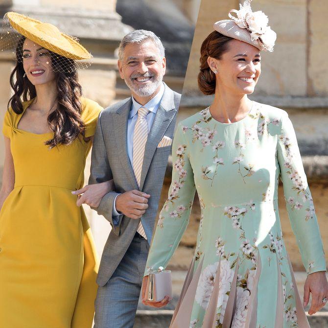 Royal Wedding : ces tenues qui nous ont bluffées