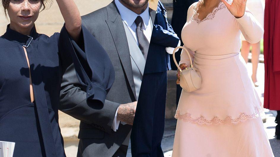 Les invités présents au mariage royal du prince Harry et de Meghan Markle