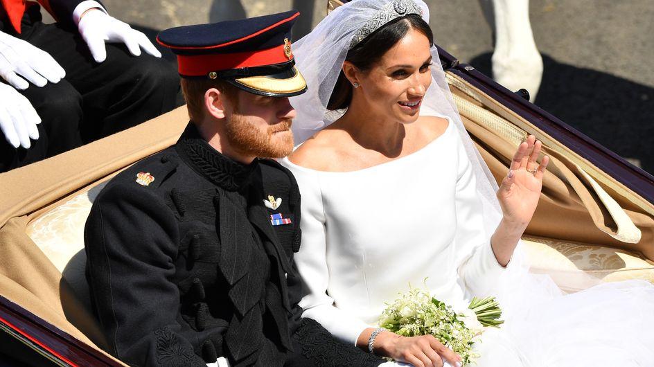 Mariage royal du prince Harry et de Meghan Markle : tout ce que vous n'avez pas vu à la télévision