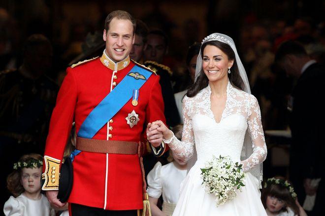Die Royal Weddings im Vergleich