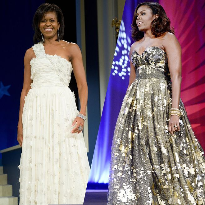Les plus beaux looks de Michelle Obama, l'ex-First Lady des États-Unis