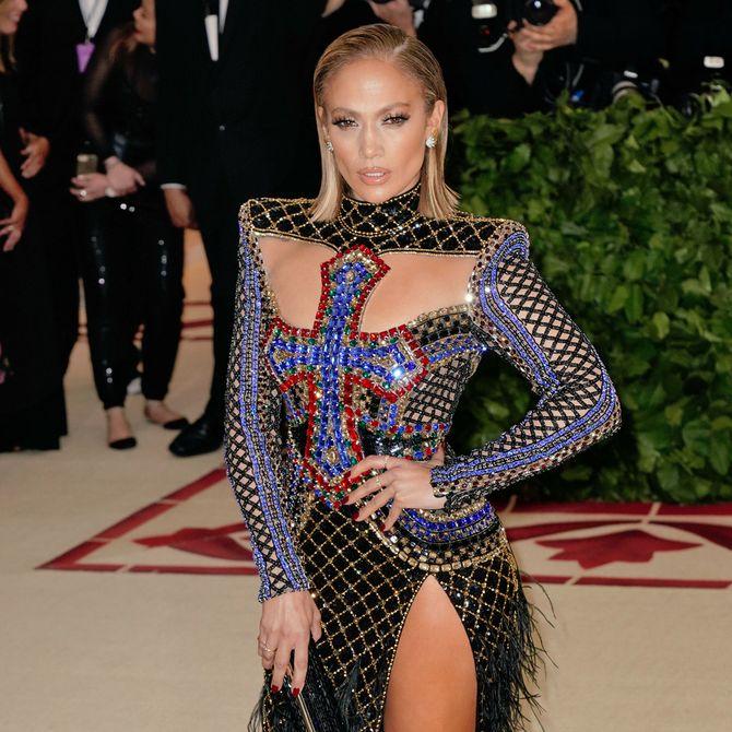 I look più sexy di Jennifer Lopez