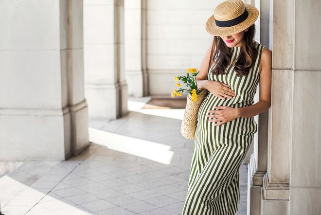 Moda premamá primavera verano: ¡luce baby bump a la última!