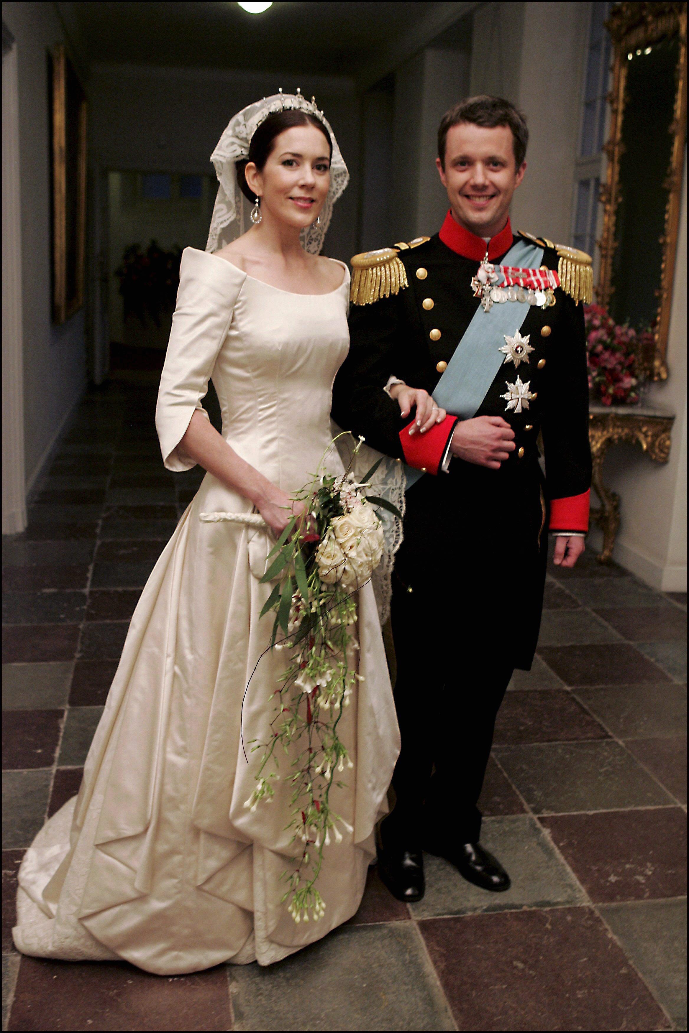 Royale Hochzeiten: So schön waren die Brautkleider der