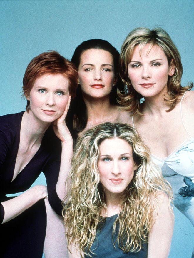 Die SATC-Ladys 1999
