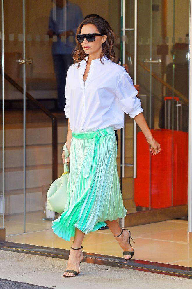 """I look più chic di Victoria Beckham: copia lo stile della """"Posh Spice""""!"""