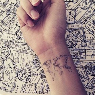 Tatuajes Para La Muneca Foto Enfemenino