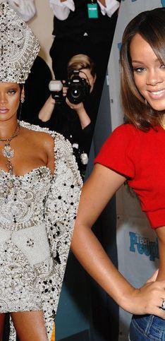 Rihanna célèbre ses 32 ans : retour sur son évolution mode