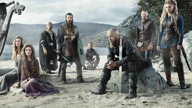 Los actores de Vikings en la vida real