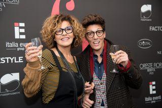 Le coppie vip omosessuali - Eva Grimaldi e Imma Battaglia
