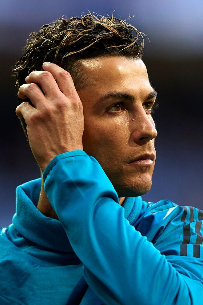 Los jugadores más sexy del Mundial 2018 - Cristiano Ronaldo - Portugal