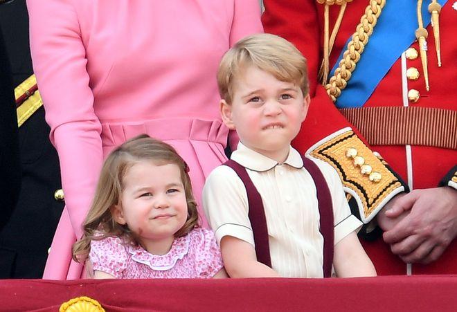 Das sind die süßesten Bilder der Royal-Kinder