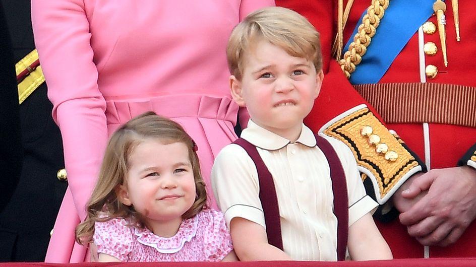 Einfach goldig! Das sind die süßesten Bilder der Royal-Kinder