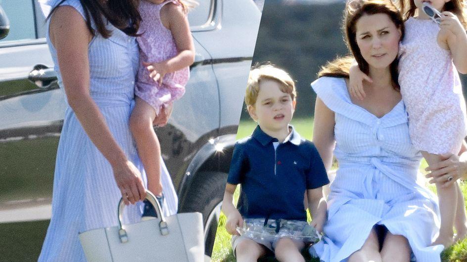 Kate Middleton, une maman comme les autres