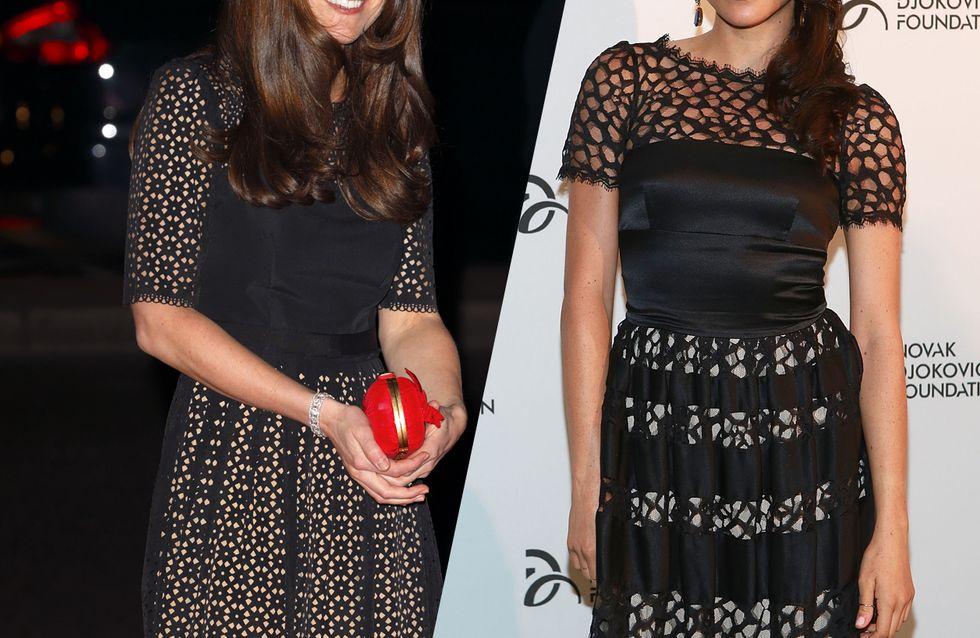 Kate vs Meghan: who wore it better?