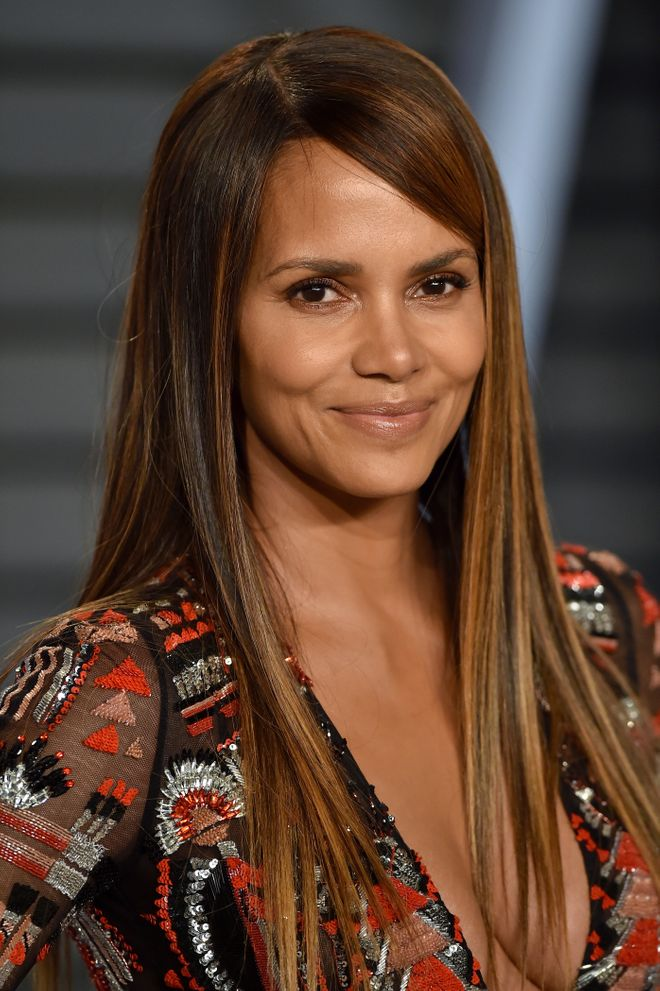 Celebrities who haven't had plastic surgery - Halle Berry